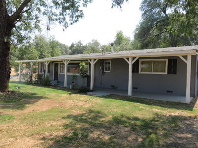 Red Bluff Single Family Home For Sale: 14746 Melanie Lane