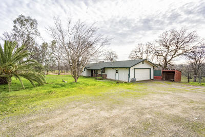 Cottonwood Single Family Home For Sale: 21129 Arena Dr