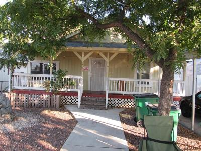 Single Family Home For Sale: 1621/1625 Ferry St