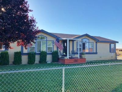 Red Bluff Single Family Home For Sale: 11430 Prairie View Ct