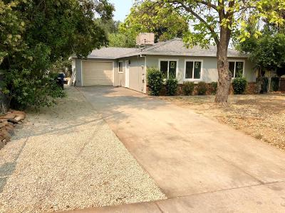 Redding CA Single Family Home For Sale: $249,000