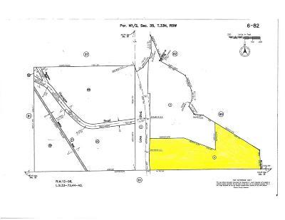 Shasta Lake Residential Lots & Land For Sale: Lake Blvd (12.3 Ac)