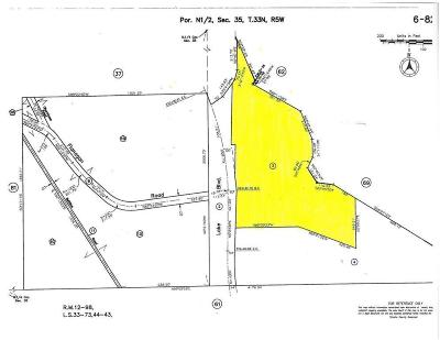 Residential Lots & Land For Sale: Lake Blvd (15.8 Ac)