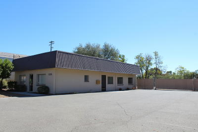 Redding Commercial For Sale: 1725 E Cypress Ave