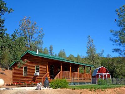 Igo Single Family Home For Sale: 7450 Platina Road