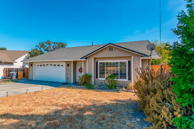 Cottonwood Single Family Home For Sale: 19680 Black Fox Dr