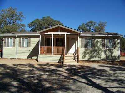 Corning Single Family Home For Sale: 16810 Rancho Tehama Rd.