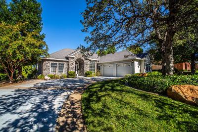 Redding Single Family Home For Sale: 3162 Colombard Walk