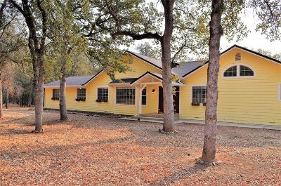 Single Family Home For Sale: 4179 Black Pine Rd