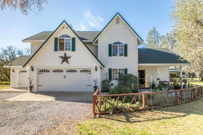 Anderson Single Family Home For Sale: 6150 Heavenly Valley Ln