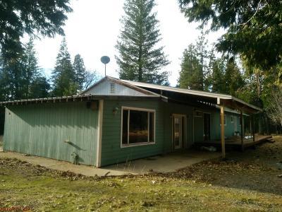 Oak Run Single Family Home For Sale: 30530 Rl Smith Logging Rd