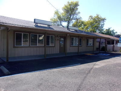Redding Commercial For Sale: 1347 E Cypress Ave