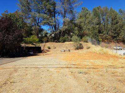 Residential Lots & Land For Sale: Shasta Dam Blvd