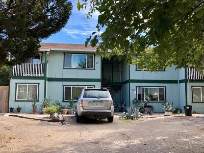 Red Bluff Multi Family Home For Sale: 85 Mina Ave