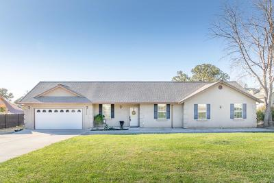 Single Family Home For Sale: 20699 Castlewood Dr