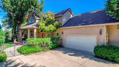 Redding Single Family Home For Sale: 1765 Gold Hills Dr