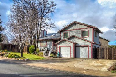 Redding Single Family Home For Sale: 1948 Oconner Ave