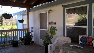 Cottonwood Single Family Home For Sale: 18740 Shelter Oaks Ln