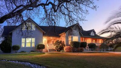 Single Family Home For Sale: 15603 Sol Semete Trl