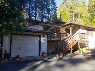 Single Family Home For Sale: 30960 Bambi Dr