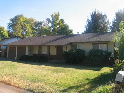 Redding Single Family Home For Sale: 1159 Ledell Dr