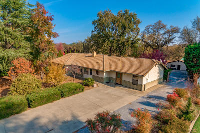 Single Family Home For Sale: 19687 Midland Dr