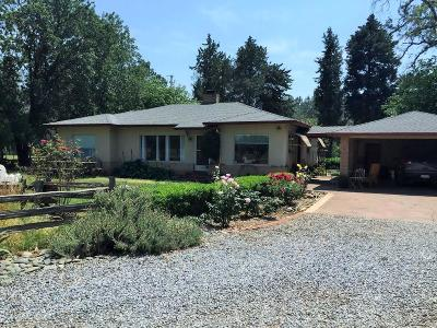 Single Family Home For Sale: 5525 Churn Creek Rd