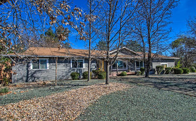 Redding Single Family Home For Sale: 3054 Panorama Dr