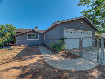 Single Family Home For Sale: 2855 Placer St