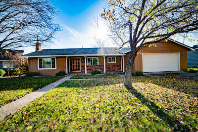 Red Bluff Single Family Home For Sale: 252 Gurnsey Dr