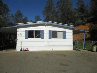 Redding CA Single Family Home For Sale: $153,900