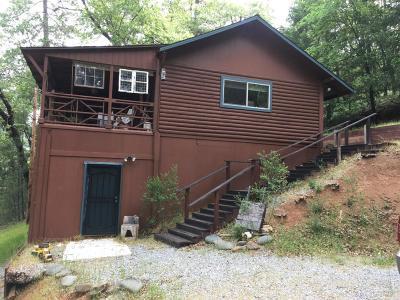 Single Family Home For Sale: 18937 Lower Salt Creek #Lot #5