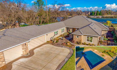 Single Family Home For Sale: 6747 Riverside Dr