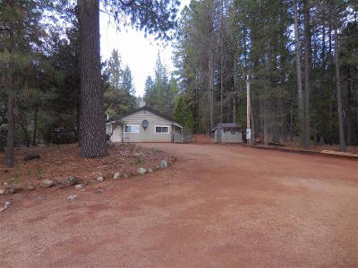 Lakehead Single Family Home For Sale: 17660 Rivera Dr