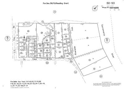 Anderson Residential Lots & Land For Sale: Hirsch Ct