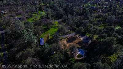 Redding Residential Lots & Land For Sale: 8905 Knobhill Cir