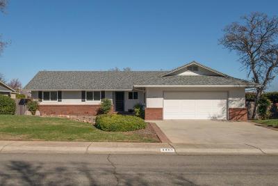 Redding CA Single Family Home For Sale: $305,000