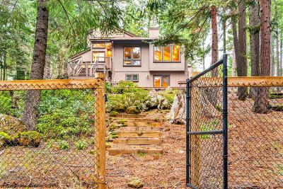 Shingletown Single Family Home For Sale: 8599 Battle Creek Dr