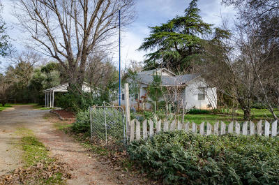 Redding Single Family Home For Sale: 6729 Airport Rd