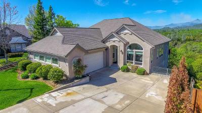 Redding CA Single Family Home For Sale: $409,000