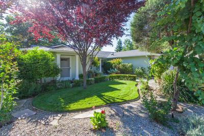 Redding CA Single Family Home For Sale: $449,500