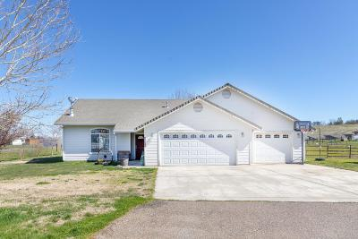Cottonwood Single Family Home For Sale: 19400 Plateau Dr