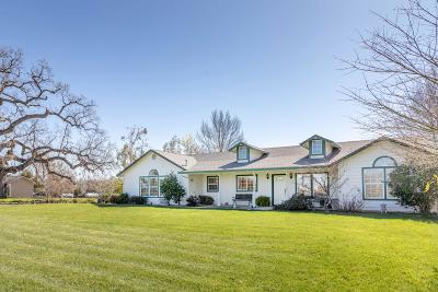 Cottonwood Single Family Home For Sale: 18695 Bowman Rd