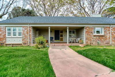 Red Bluff Single Family Home For Sale: 21880 Parkway Dr