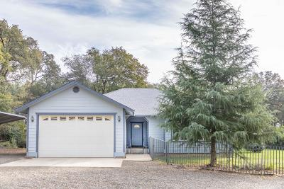 Cottonwood Single Family Home For Sale: 19366 Gas Point Rd