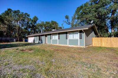 Cottonwood Single Family Home For Sale: 18565 Benson Rd