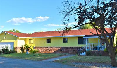 Red Bluff Single Family Home For Sale: 3047 Montgomery