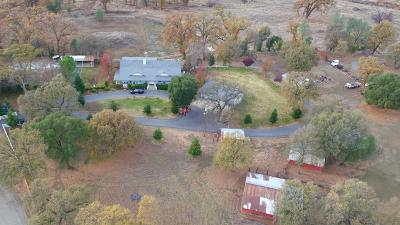 Cottonwood Single Family Home For Sale: 16090 Bowman Rd