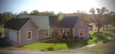 Cottonwood Single Family Home For Sale: 18743 Saddleback Ridge Loop