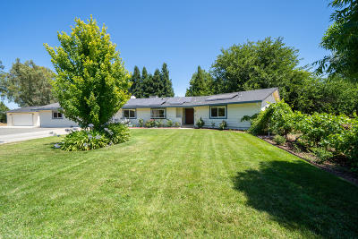 Red Bluff Single Family Home For Sale: 2 Weeks